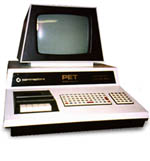 Il Commodore PET 2001